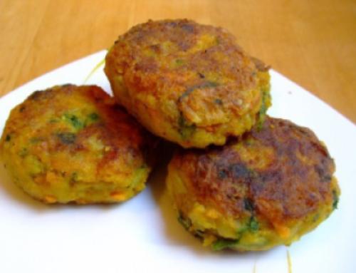 Kefta (boulettes) de légumes